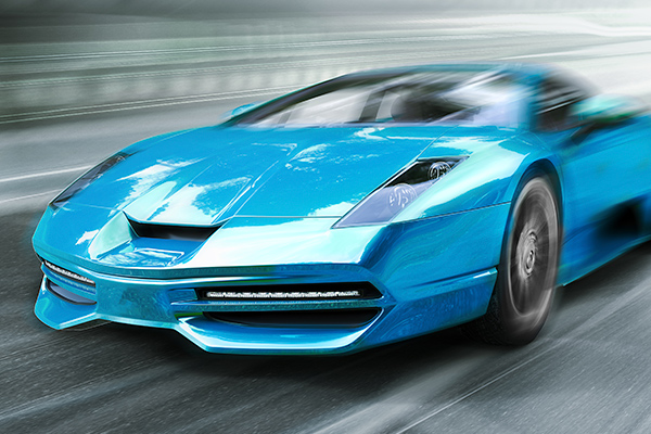 Fastlane car