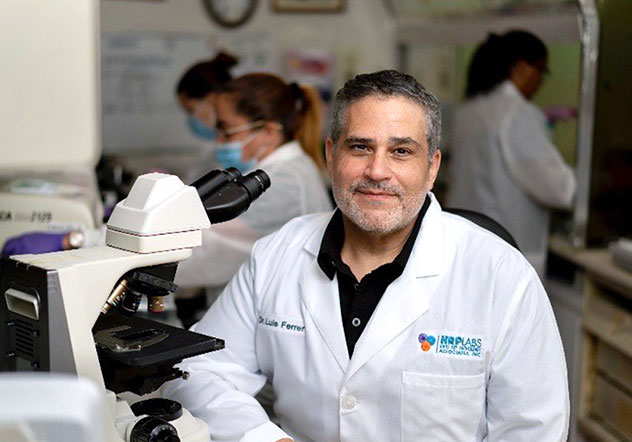 Dr Luis Ferrer