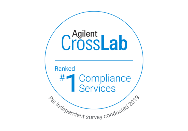 #1 compliance services rating