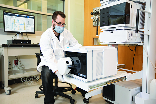 Choose Agilent LC/MSD Systems